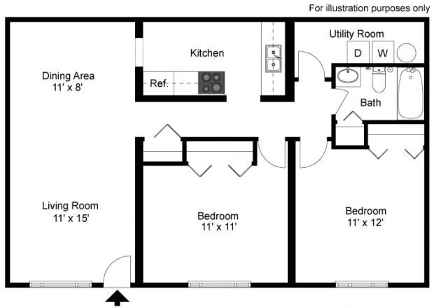 2-beds-the-hibiscus-2d-floor-plan